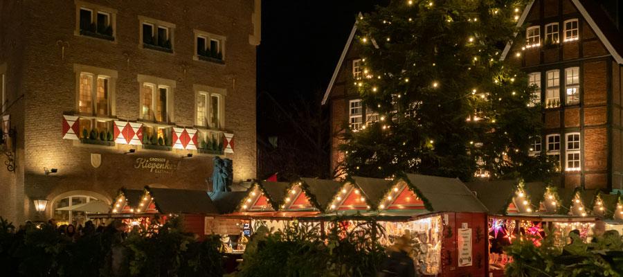 Münster Weihnachtsmarkt öffnungszeiten.Weihnachtsmärkte Im Münsterland